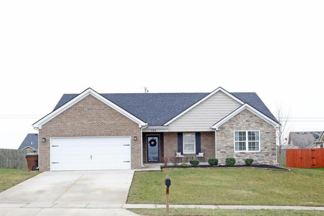 124 Shelby Way, Nicholasville, KY 40356 (MLS #1900934) :: Sarahsold Inc.