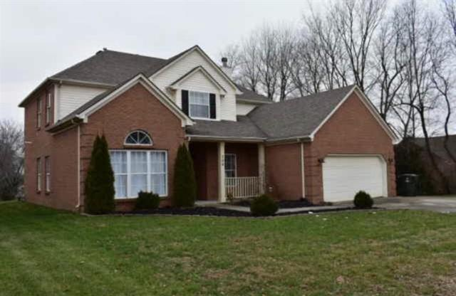 186 The Masters, Georgetown, KY 40324 (MLS #1900967) :: The Lane Team