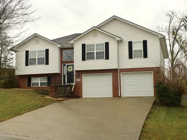 852 Ridgeview Drive, Frankfort, KY 40601 (MLS #1901698) :: Sarahsold Inc.