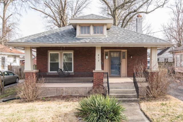 913 Aurora Avenue, Lexington, KY 40502 (MLS #1902868) :: Sarahsold Inc.