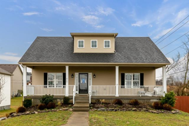 920 Union  Mill Road, Nicholasville, KY 40356 (MLS #1903409) :: Sarahsold Inc.