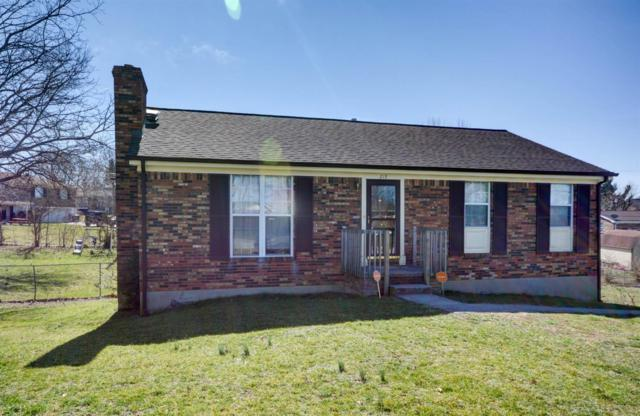 219 Holiday Road, Winchester, KY 40391 (MLS #1903730) :: The Lane Team