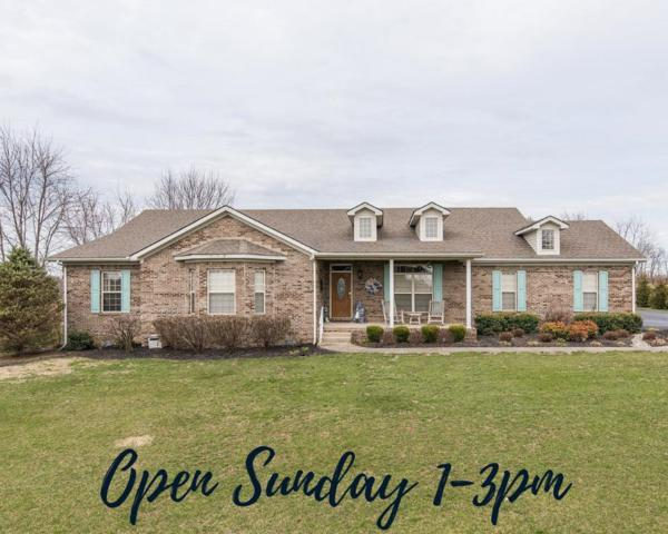 110 Colonial Drive, Nicholasville, KY 40383 (MLS #1905214) :: The Lane Team