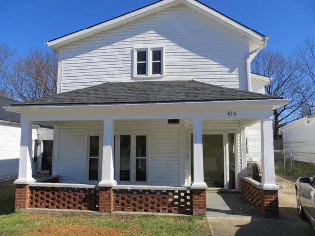 414 Noel Avenue, Frankfort, KY 40601 (MLS #1905286) :: Sarahsold Inc.