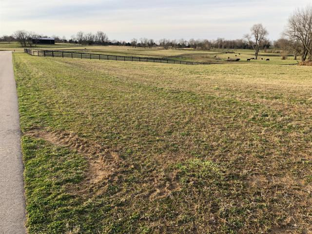 8 Lot 8 Ridgefield Court, Nicholasville, KY 40356 (MLS #1905562) :: The Lane Team