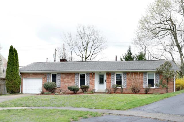 861 Glendover Road, Lexington, KY 40502 (MLS #1907220) :: Sarahsold Inc.