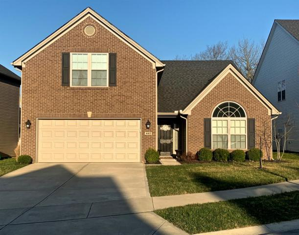 441 Larkhill Cove, Lexington, KY 40509 (MLS #1907224) :: Nick Ratliff Realty Team