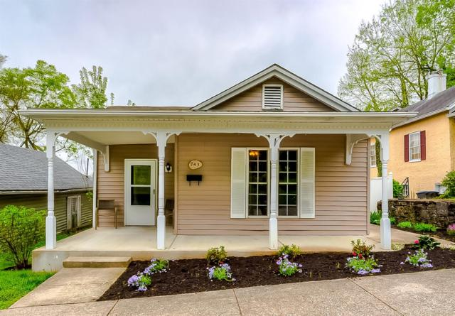 743 Woodland Avenue, Frankfort, KY 40601 (MLS #1908202) :: Sarahsold Inc.