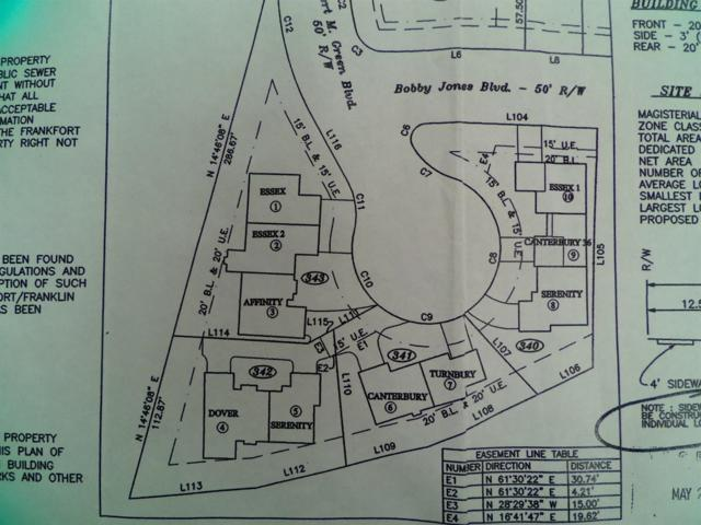 304 Robert M Green Boulevard #313, Frankfort, KY 40601 (MLS #1909396) :: Robin Jones Group