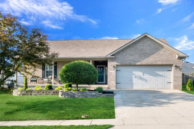 132 Jahde Drive, Nicholasville, KY 40356 (MLS #1909599) :: The Lane Team