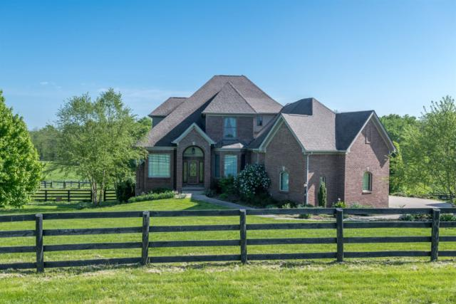 1660 Fishers Mill Road, Midway, KY 40347 (MLS #1909774) :: The Lane Team