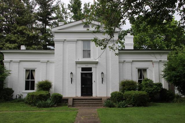 305 E Lexington Avenue, Danville, KY 40422 (MLS #1910231) :: Nick Ratliff Realty Team