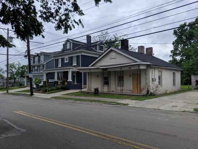 345 N Martin Luther King Boulevard, Lexington, KY 40508 (MLS #1910562) :: Nick Ratliff Realty Team