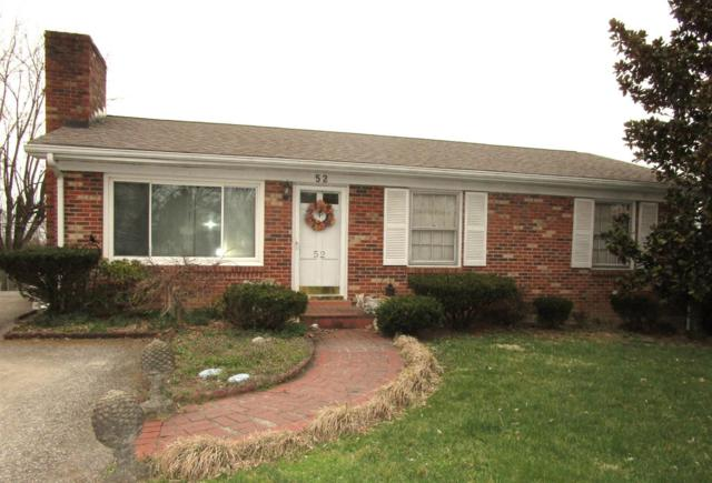 52 Hillcrest Drive, Winchester, KY 40391 (MLS #1910757) :: Nick Ratliff Realty Team