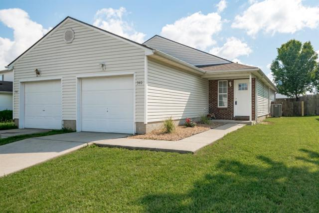 340 Colby Ridge Boulevard, Winchester, KY 40391 (MLS #1910823) :: The Lane Team