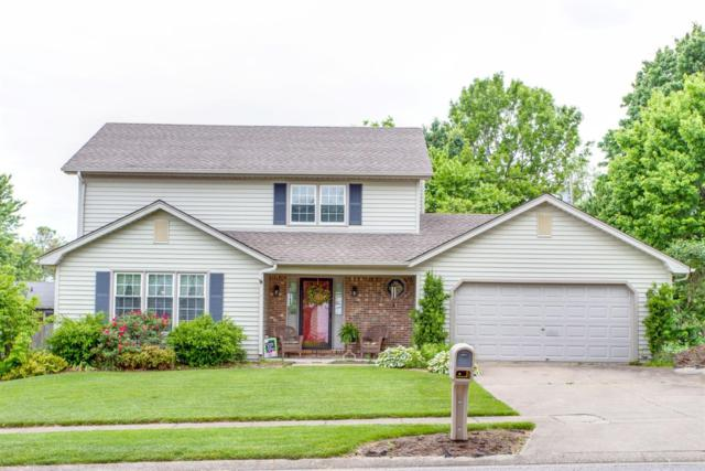205 Colchester Drive, Versailles, KY 40383 (MLS #1910956) :: The Lane Team