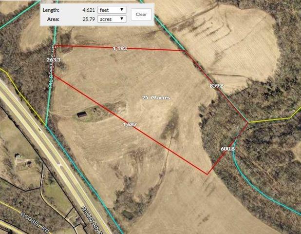1901 Oil Springs Road, Winchester, KY 40391 (MLS #1911481) :: Nick Ratliff Realty Team