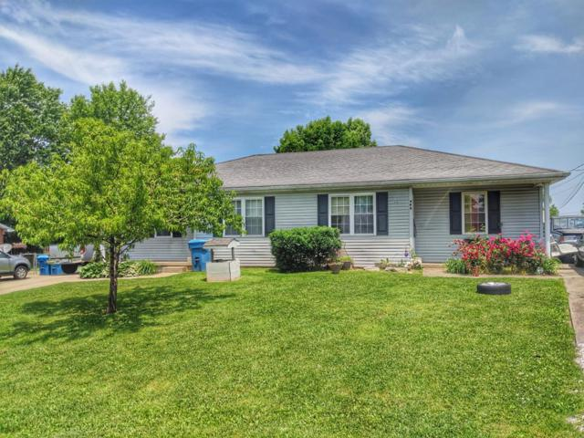 96 Eagle Drive, Lawrenceburg, KY 40342 (MLS #1911566) :: The Lane Team