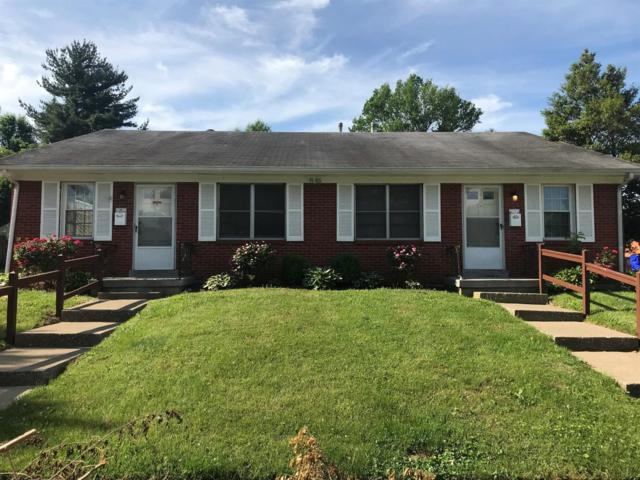 1986 Fair Oaks Drive 16B, Lexington, KY 40504 (MLS #1911832) :: Joseph Delos Reyes | Ciara Hagedorn