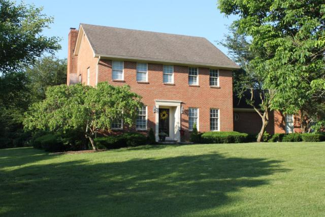 198 Timberlane Court, Nicholasville, KY 40356 (MLS #1911853) :: The Lane Team