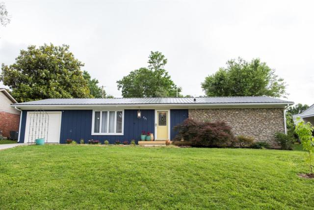 831 Colonial Trace, Frankfort, KY 40601 (MLS #1912432) :: The Lane Team