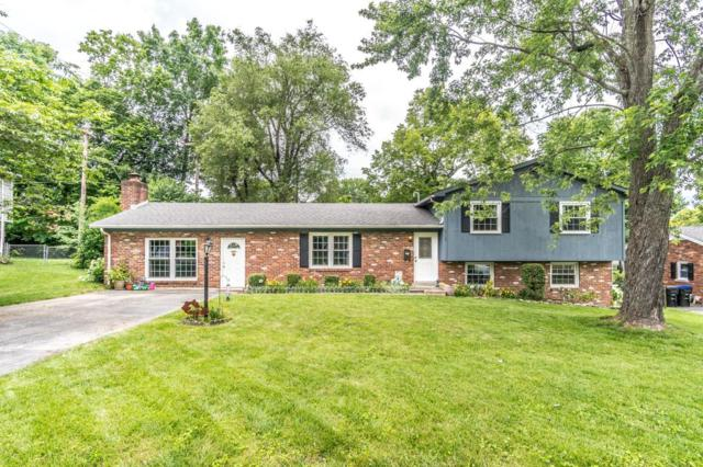 212 Woodhill Lane, Frankfort, KY 40601 (MLS #1913272) :: The Lane Team