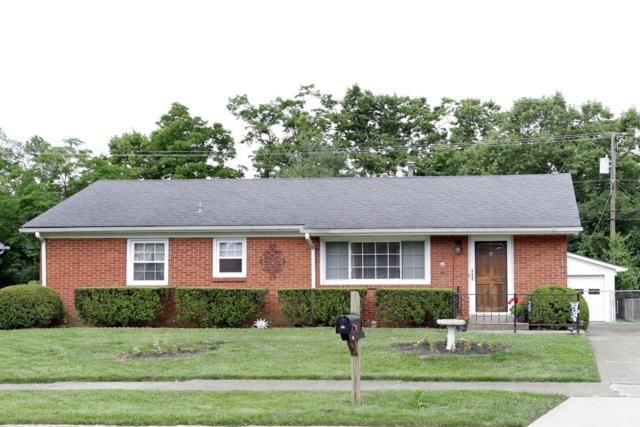 532 Beech Street, Versailles, KY 40383 (MLS #1913305) :: The Lane Team