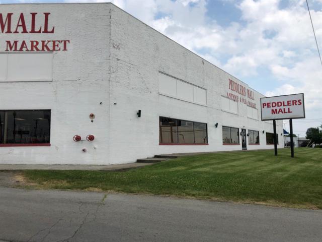 1203 E New Circle Road #1205, Lexington, KY 40505 (MLS #1913903) :: The Lane Team