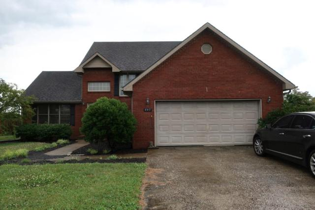 847 Isaac Shelby Circle E., Frankfort, KY 40601 (MLS #1916272) :: Nick Ratliff Realty Team