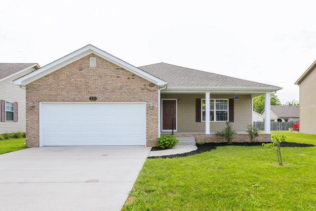 321 Oxford Circle, Richmond, KY 40475 (MLS #1916554) :: Nick Ratliff Realty Team