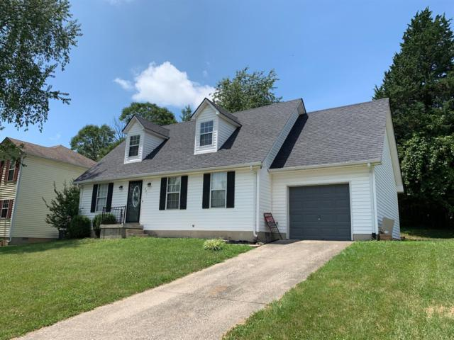 201 Brittany Circle, Richmond, KY 40475 (MLS #1916647) :: Nick Ratliff Realty Team