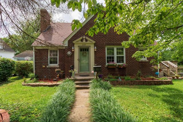 147 Westgate Drive, Lexington, KY 40504 (MLS #1917735) :: Nick Ratliff Realty Team