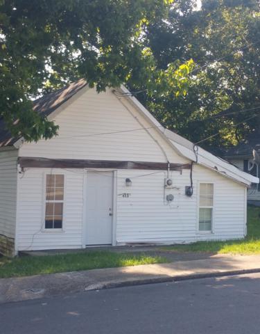 413 Cardwell Avenue, Harrodsburg, KY 40330 (MLS #1918285) :: Nick Ratliff Realty Team