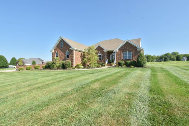 207 Lee Oak Circle, Harrodsburg, KY 40330 (MLS #1918445) :: The Lane Team