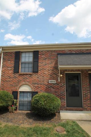 1404 Hartland Woods Way, Lexington, KY 40515 (MLS #1918626) :: Nick Ratliff Realty Team