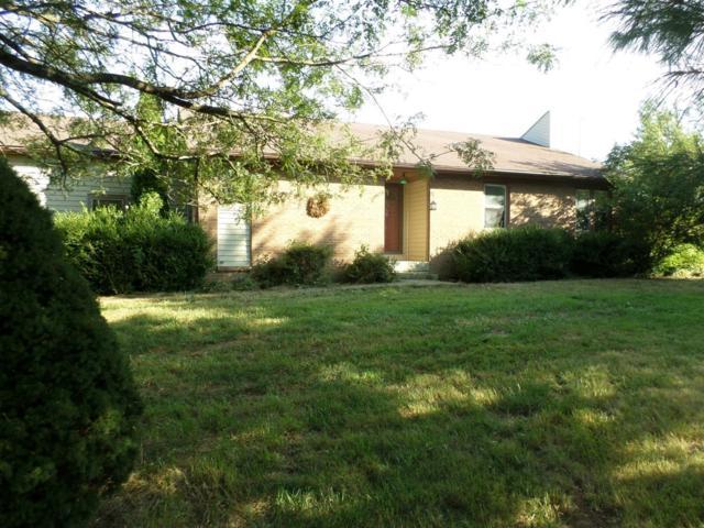 160 Herrington Woods Road, Harrodsburg, KY 40330 (MLS #1919024) :: Nick Ratliff Realty Team
