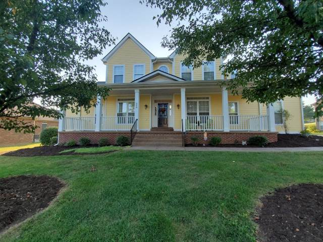 508 General John Payne Boulevard, Georgetown, KY 40324 (MLS #1921649) :: The Lane Team
