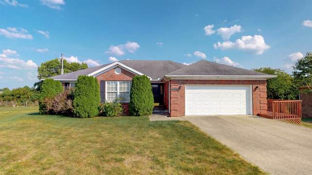 135 Castlewood Drive, Richmond, KY 40475 (MLS #1921783) :: The Lane Team