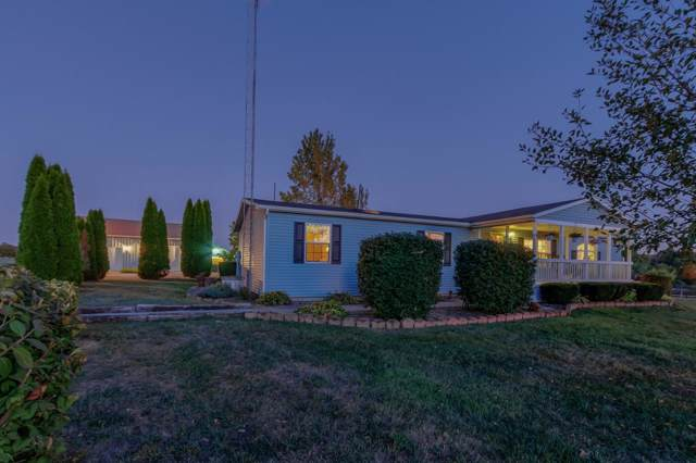 340 Russell Cave Road, Paris, KY 40361 (MLS #1921784) :: The Lane Team