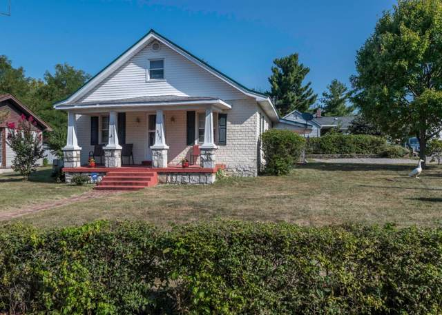 317 E Oak Street, Nicholasville, KY 40356 (MLS #1921789) :: The Lane Team