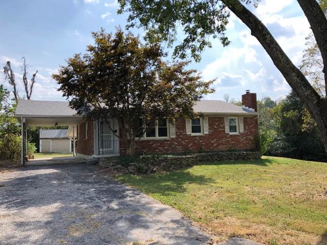 665 Blade Avenue, Frankfort, KY 40601 (MLS #1921790) :: The Lane Team
