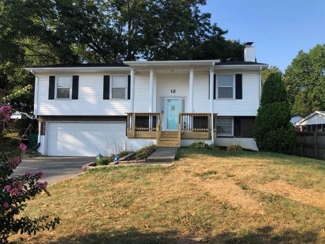 12 Lakeview Drive, Winchester, KY 40391 (MLS #1921828) :: Nick Ratliff Realty Team