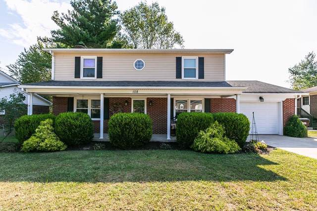 108 Redbud Court, Nicholasville, KY 40356 (MLS #1922084) :: Nick Ratliff Realty Team