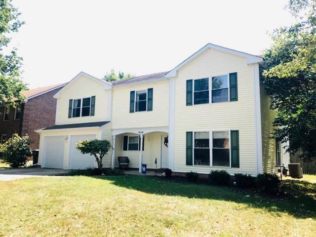 934 Charwood Drive, Lexington, KY 40515 (MLS #1922100) :: Nick Ratliff Realty Team