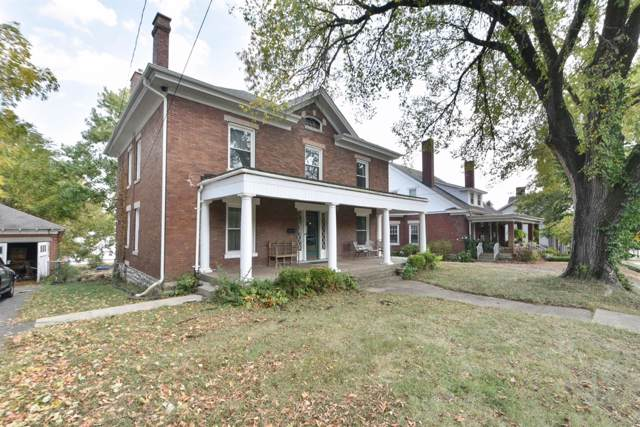357 N Main Street, Harrodsburg, KY 40330 (MLS #1922206) :: Nick Ratliff Realty Team