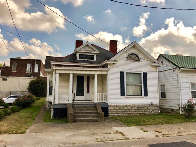 618 High Street, Paris, KY 40361 (MLS #1922209) :: Nick Ratliff Realty Team