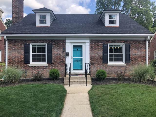 422 Dudley Road, Lexington, KY 40502 (MLS #1923435) :: Nick Ratliff Realty Team