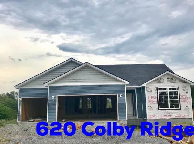620 Colby Ridge Boulevard, Winchester, KY 40391 (MLS #1923737) :: Nick Ratliff Realty Team