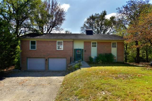 157 Lakeshore Drive, Richmond, KY 40475 (MLS #1923853) :: Nick Ratliff Realty Team