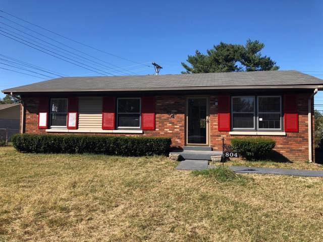 804 Foxcroft, Lexington, KY 40505 (MLS #1924190) :: Nick Ratliff Realty Team